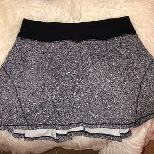 LULULEMON SKIRT!